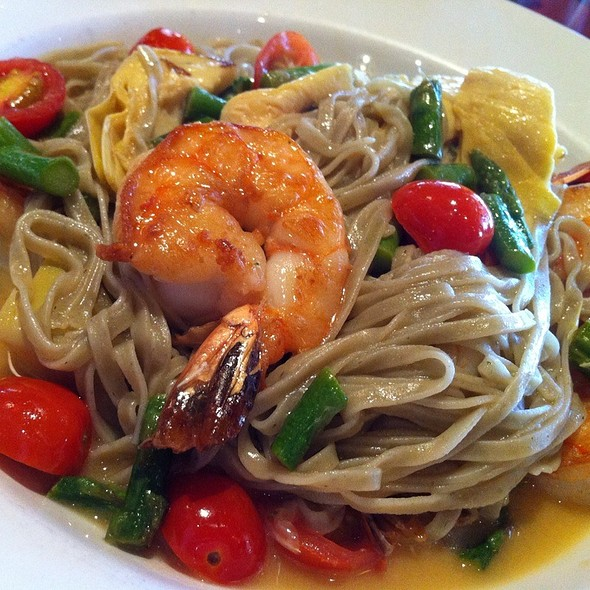Shrimp And Spinach Tagliarini - City Cellar Wine Bar & Grill - West Palm Beach, West Palm Beach, FL