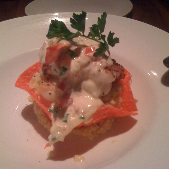 Shrimp & Grits - Jasper's - Austin, Austin, TX