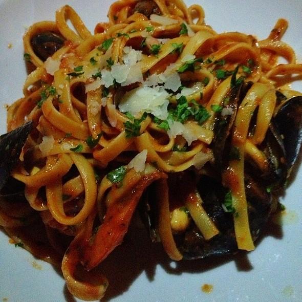 Seafood Pasta - Rumours East, Nashville, TN