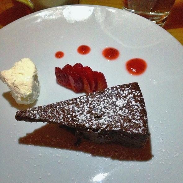 Chocolate torte - Rumours East, Nashville, TN