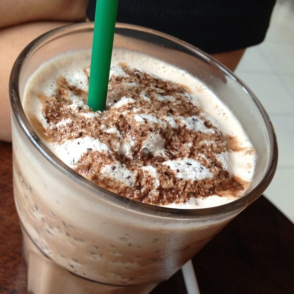 Chocolate Cream Chip @ Starbucks Coffee Ubud