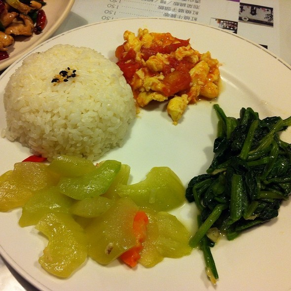 Dinner Set @ M2 Cafe