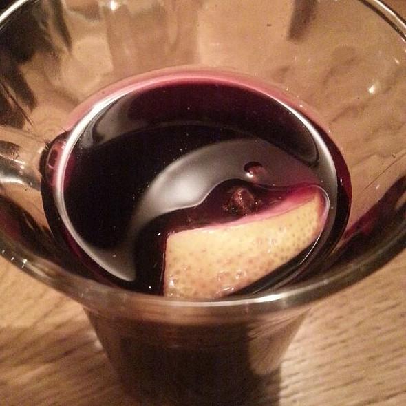 Mulled Wine @ Jamie's Italian Dundrum