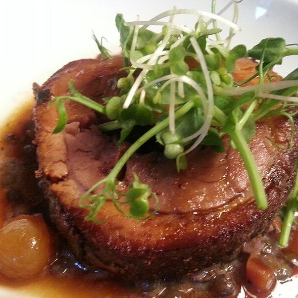 Mini Pork Belly  @ Bodega