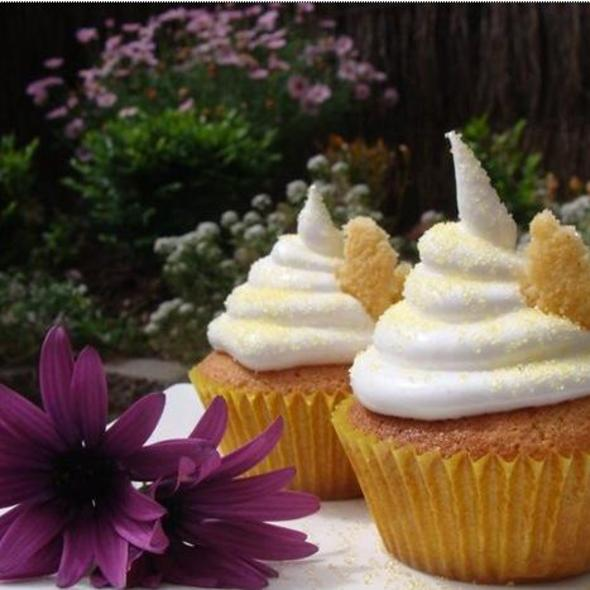 Bee Hive Cupcakes @ At Home