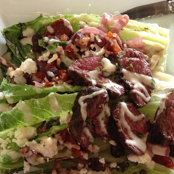 Hanger Steak Salad