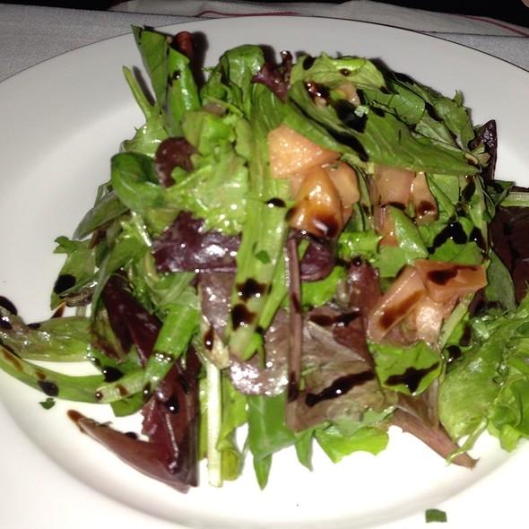 Mesclun Salad - Serge Bistro, New York, NY