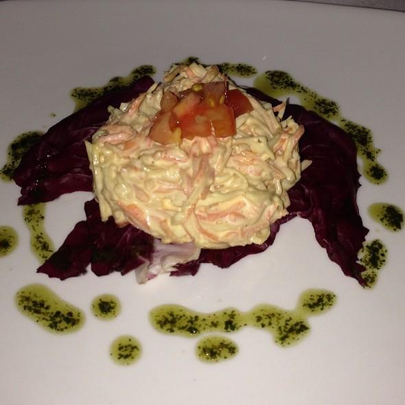 Celery Root Salad - Serge Bistro, New York, NY