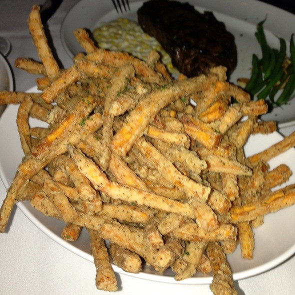 Sweet potato fries - Mastro's Steakhouse - Costa Mesa, Costa Mesa, CA