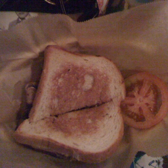 The 1st Grader @ The Grilled Cheese Grill