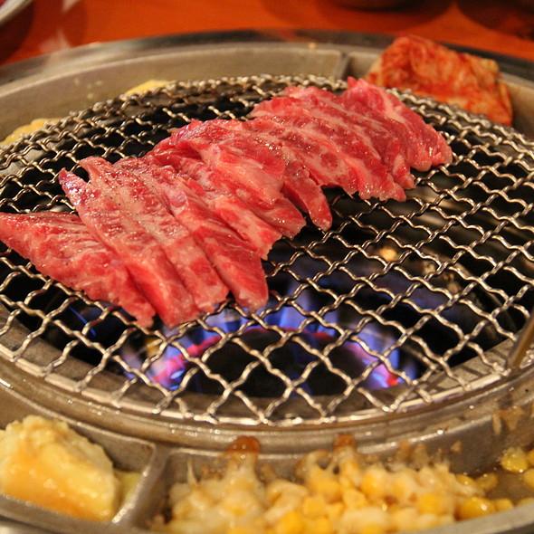 "US Kobe Boneless short rib  @ 강호동 ""Kang Ho Dong"" 678"