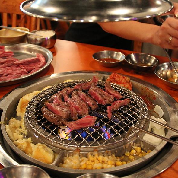 """Korean BBQ @ 강호동 """"Kang Ho Dong"""" 678"""