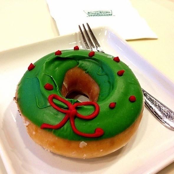 Happiness @ Krispy Kreme (คริสปี้ ครีม)