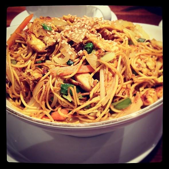 Singapore Noodles. @ The Little Box Of Treats