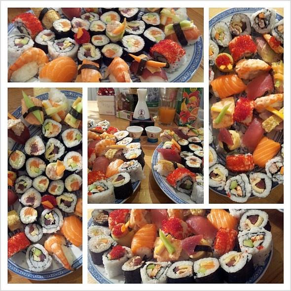 Selfmade Sushi