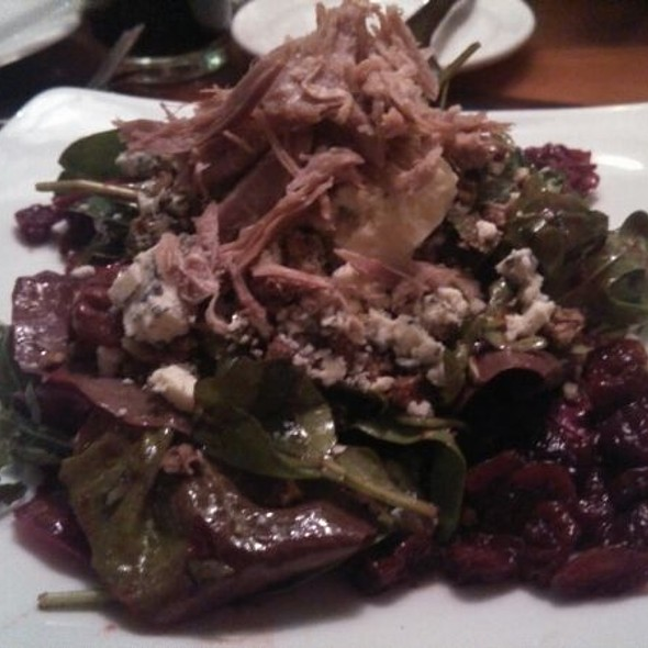 Duck Confit And Spinach Salad - Ore House - Durango, Durango, CO