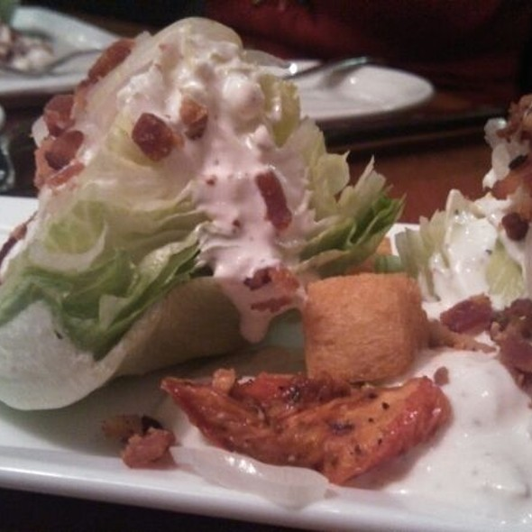 Wedge Salad - Ore House - Durango, Durango, CO