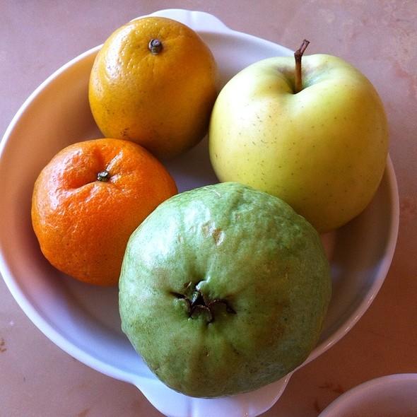 Fruits @ Home
