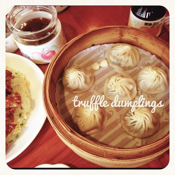 Truffle Dumplings @ 阿里朗韓國餐廳- 尖沙咀