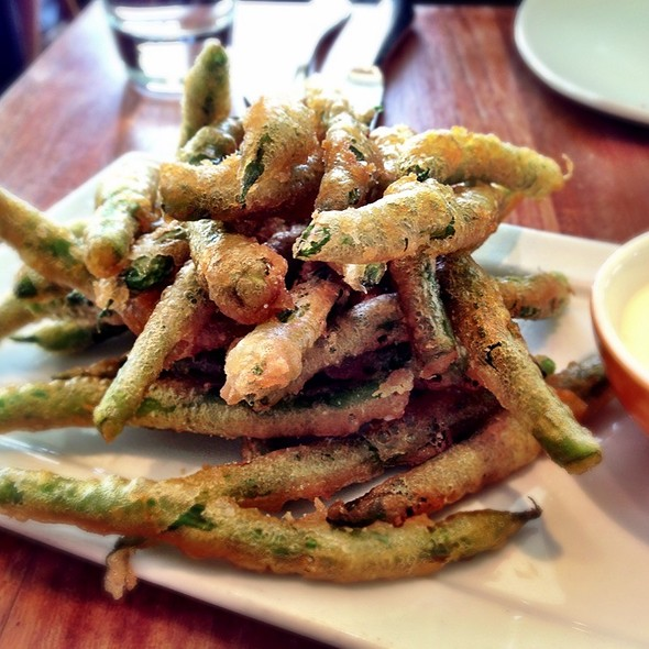 Fried String Beans @ COCO500