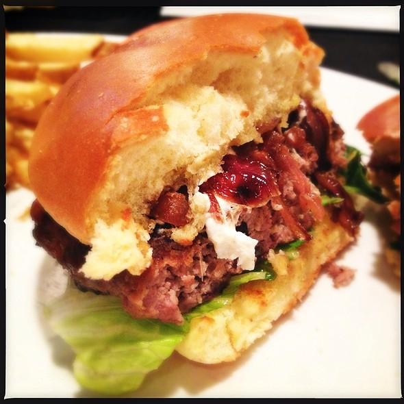 Lamb Burger - The Front Page - DC, Washington, DC