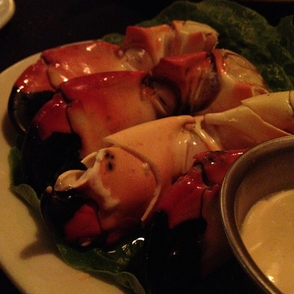Stone Crab Claws - Sullivan's Steakhouse - King of Prussia, King of Prussia, PA