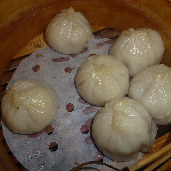 Mushroom And Pork Dumplings @ Restaurant Ethan
