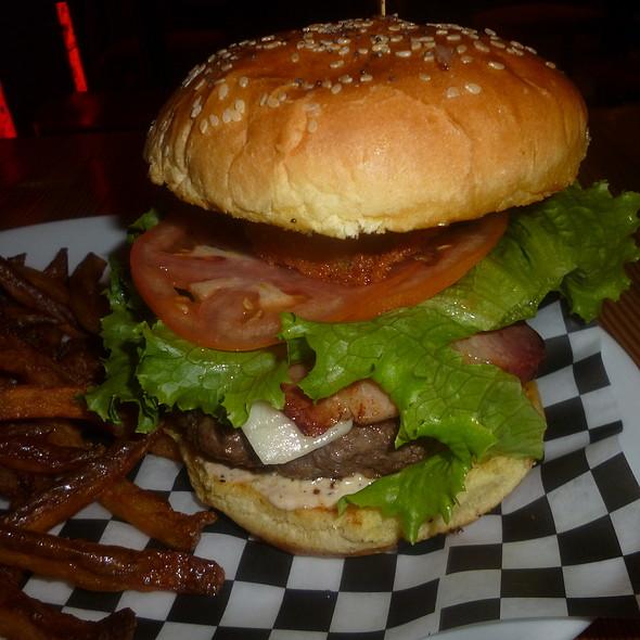 Burger Gros Beef @ Mâche!