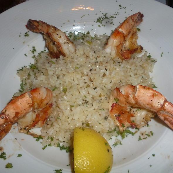 Grilled Shrimp @ Estia