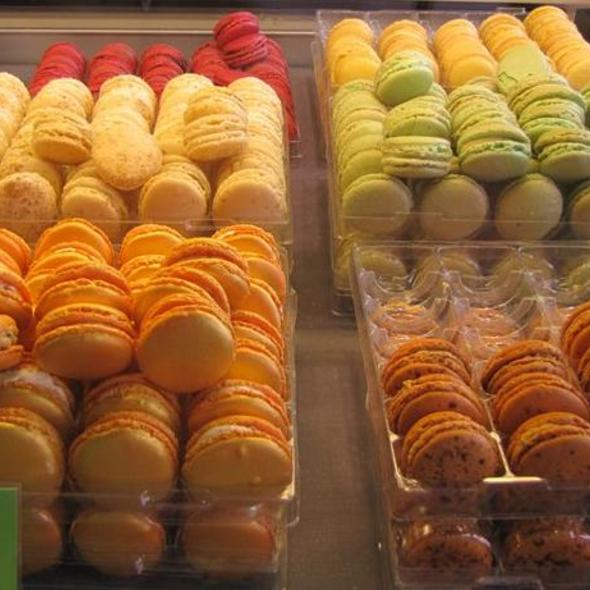 Macarons @ Jean-Luc Pelé