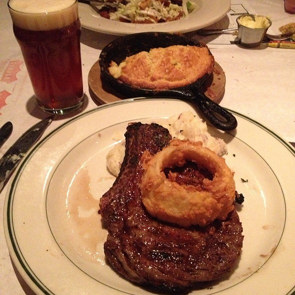 Delmonico Steak - Boulder ChopHouse & Tavern, Boulder, CO
