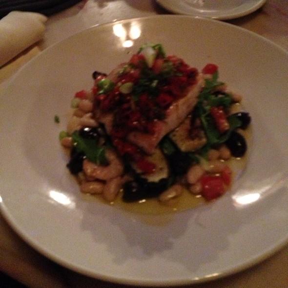 Mahi Mahi Mediterranean - South Ridge Seafood, Breckenridge, CO