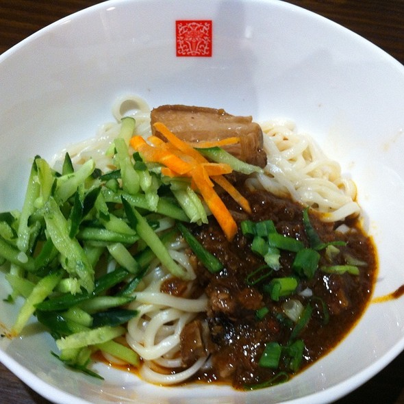 Spicy Xo Sauce Noodles