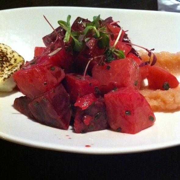 Beet Salad @ La Bourse