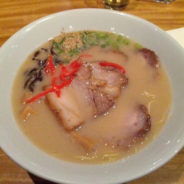 Shiromaru Hakata Classic @ Ippudo