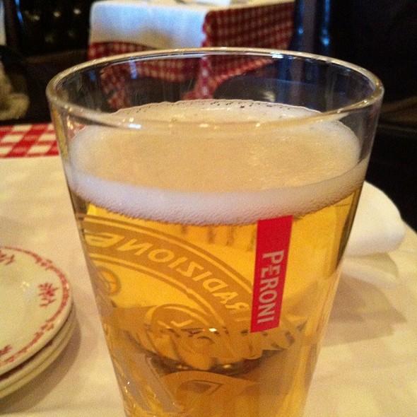 Peroni Beer - Maggiano's - Hackensack, Hackensack, NJ