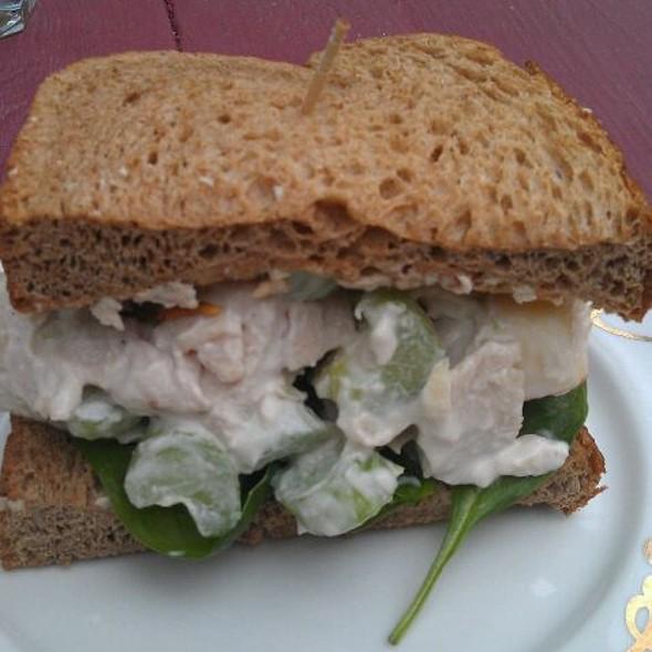 Chicken Salad Sandwich @ Star Keeper Cafe