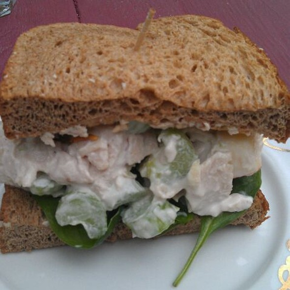 Chicken Salad Sandwich @ Star Keeper Cafe