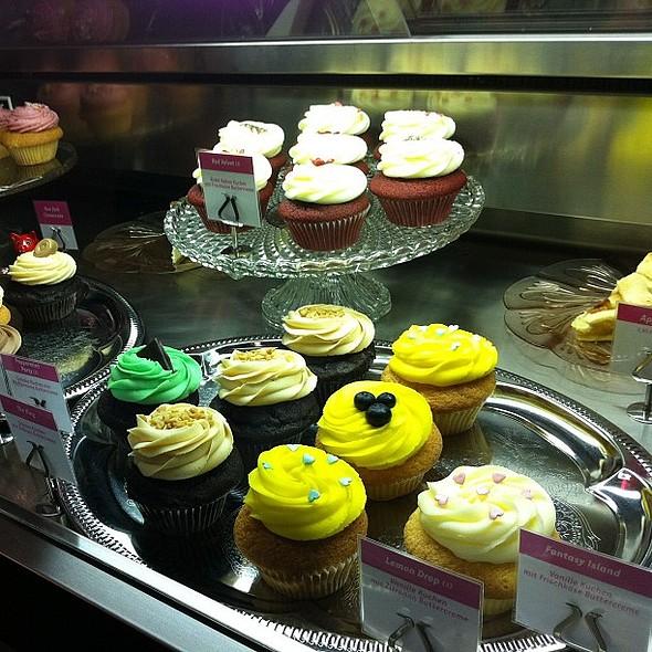 Cupcakes @ Cupcake