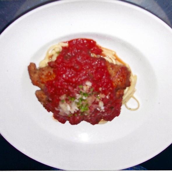 Chicken Parmesan - Isabella's Italian Trattoria, Lynchburg, VA