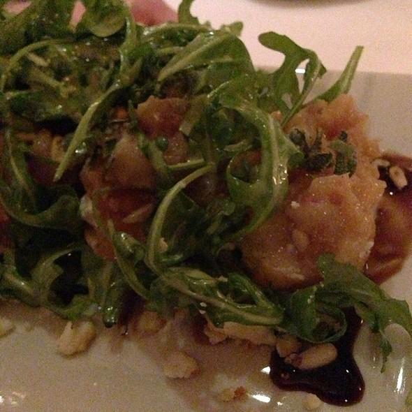 Pear-Date Bruschetta - Adelle's, Wheaton, IL