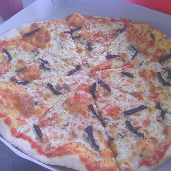 Sicilian Pizza @ Pizzeria