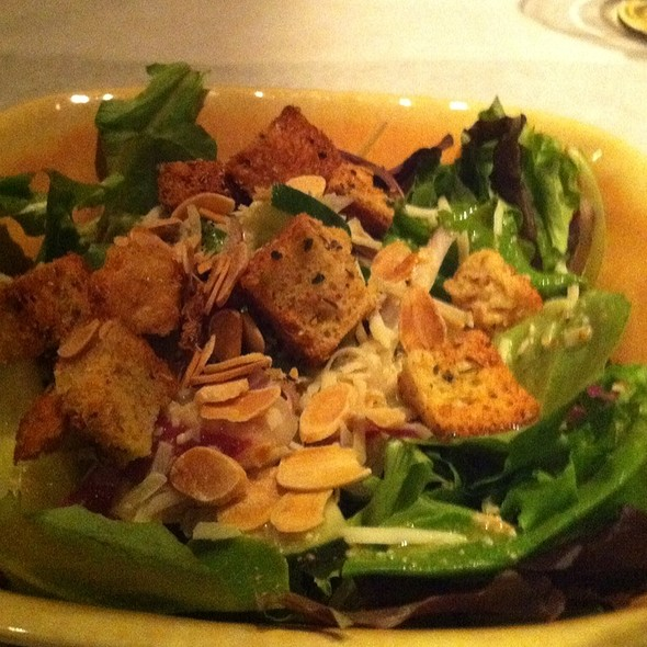House Salad - L. May Eatery, Dubuque, IA