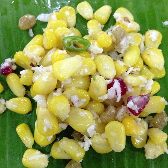 Corn Salad @ I Dont Know
