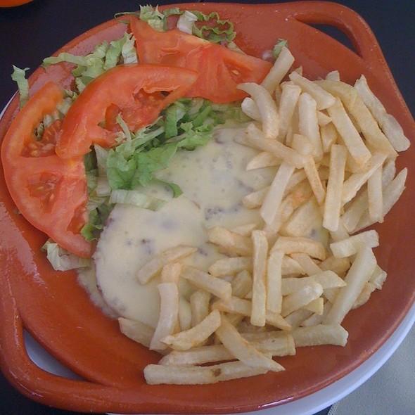 Bife Serrano @ Restaurante Neptuno