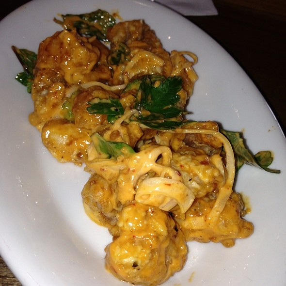 Fried Alligator With Chili Garlic Aioli