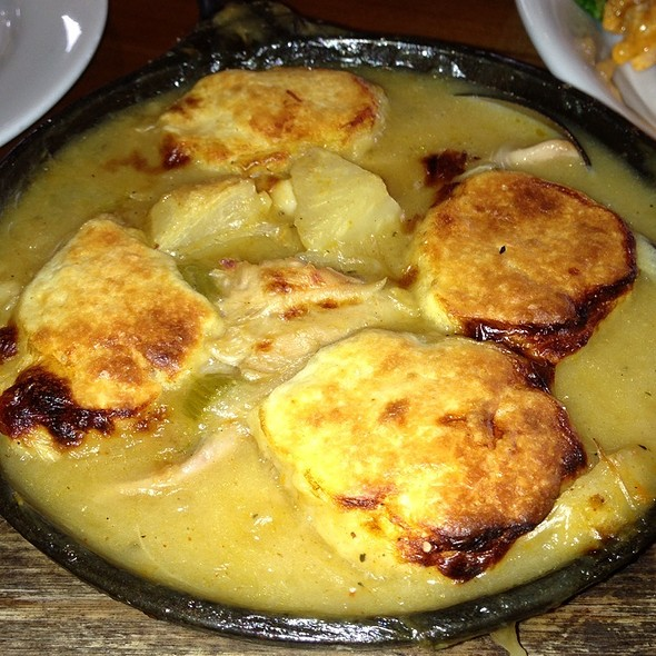 Rabbit & Dumplings