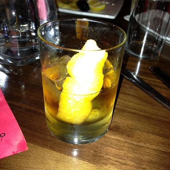 The Misfit Cocktail @ The Misfit Restaurant