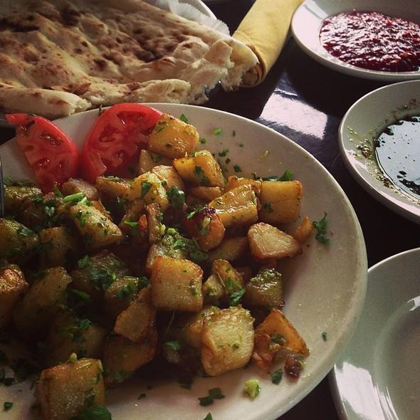 Pasha Potatoes