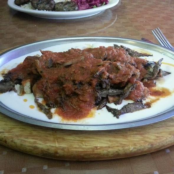 Iskender Kebab @ Istanbul Grill